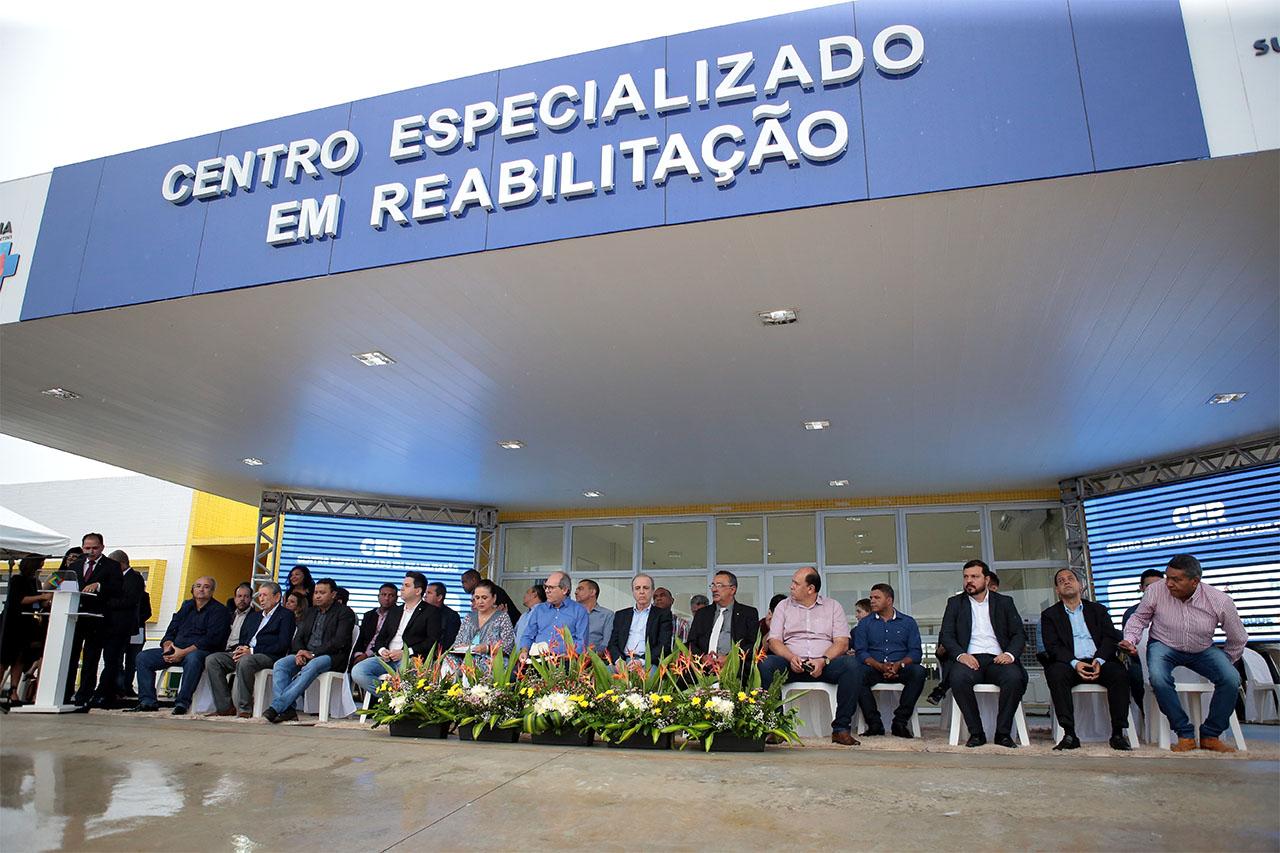 HA passa a administrar Centro Especializado em Reabilitação de Araguaína (TO)