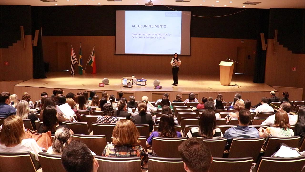 IV Simpósio de Educação em Saúde do HA aborda o bem-estar mental e a educação