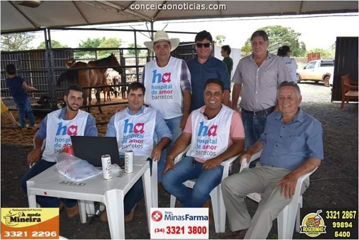 Conceição das Alagoas – MG