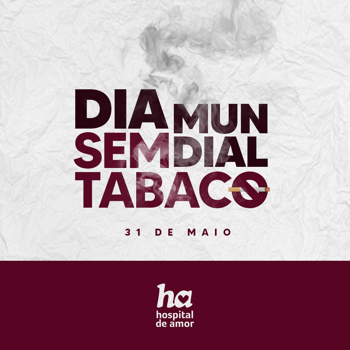 Dia Mundial sem Tabaco: hábito de fumar também prejudica a saúde de quem não fuma