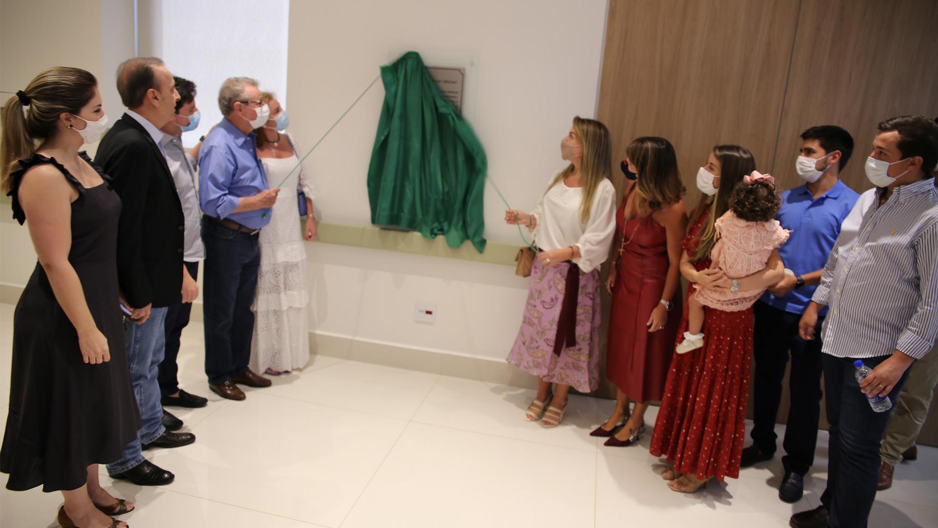 Conquista: HA inaugura seu novo centro de treinamento, ensino e pesquisa